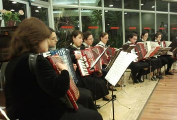 Accordion Orchestra, Jerusalem