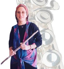 Tamar Attias, Tofaah flautist